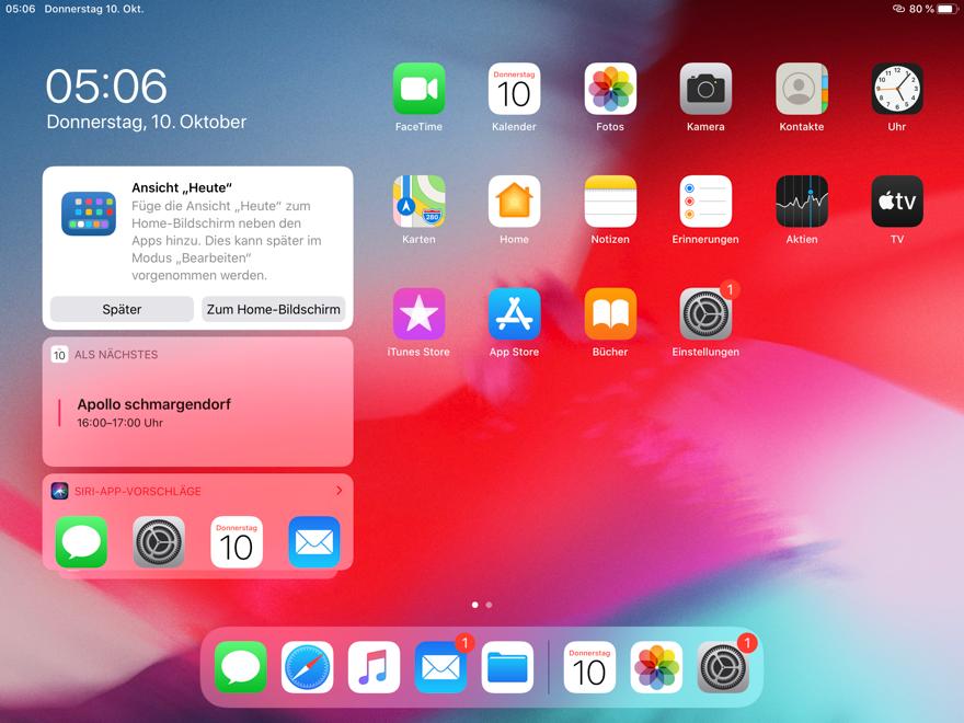 Mac Business Coaching Mit Ipados 13 1 Startet Apple Eine