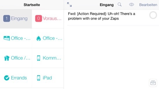 omnifocus iphone 6 plus landscape