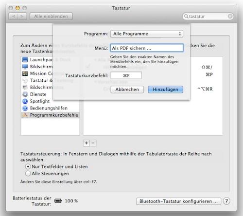 Mac Business Coaching Shortcut Für Als Pdf Sichern Am