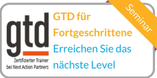 Getting Things Done Level 2 | Projekte & Prioritäten