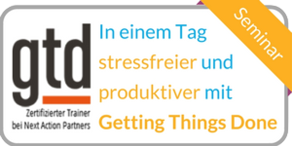 Getting Things Done Level 1 | Den Arbeitsfluss meistern