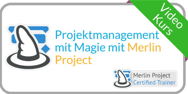 Merlin Project Online-Kurs mit Video-Tutorials (+ 1h Coaching)